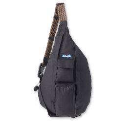Kavu Rope Bag - Jet Black