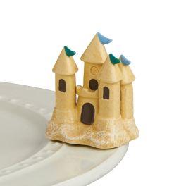 Nora Fleming St. Jude Children's Research Magical Castle Mini