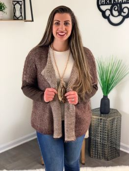 Feeling Fierce Cardigan - Java
