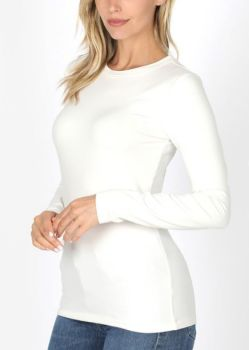Layer Me Up Top - Ivory