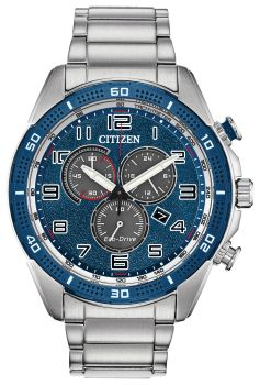 Men's AR Eco-Drive Citizens Watch