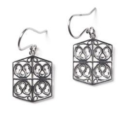 Southern Gates Bilmore Trefoil Earrings