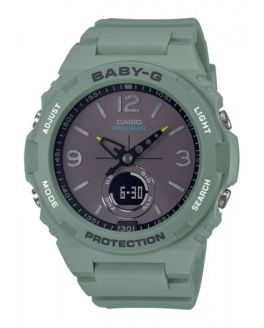 Green/Grey Ana-Digital Baby-G Watch