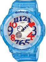 Baby G- Analog 3D Marine Resort Watch