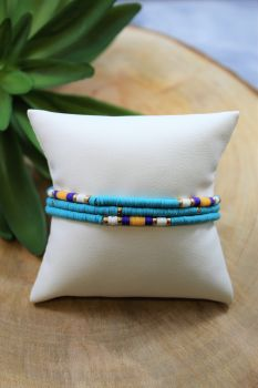 Go With You Bracelet - Turquoise