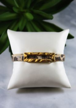 In The Night Bracelet - Leopard