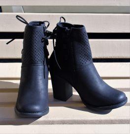 All In Favor Bootie - Black