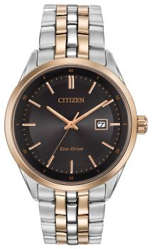 Men's Corso Eco-Drive Citizen Watch - Two-Tone