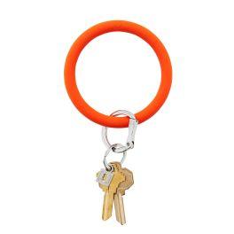 Orange Crush O-Venture Key Ring