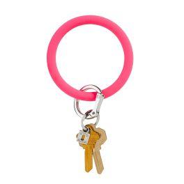 Tickled Pink O-Venture Key Ring