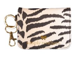 Butterfly Wallet - Zebra