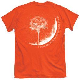 Clemson Moon Short Sleeve T-Shirt