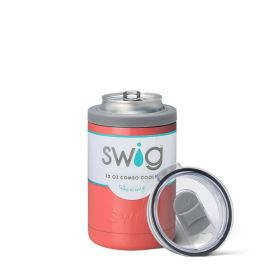Swig Combo Cooler - Coral