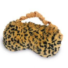 Warmies Plush Eye Mask - Leopard