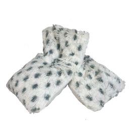 Warmies Plush Neck Wrap - Snowy