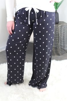 Simply Southern Lounge Pants - Dots