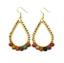 Anju Aasha Dangle Earrings