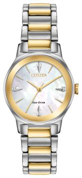 Ladies Axiom Eco-Drive Citizens Watch