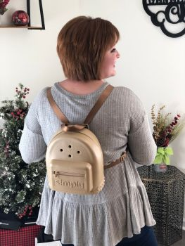 Simply Backpack - Gold