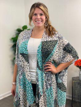 Prove To You Kimono - Sage