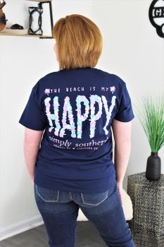 Simply Southern Happy T-Shirt