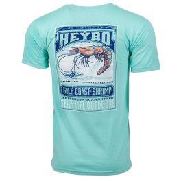 Heybo Gulf Coast Shrimp T-Shirt