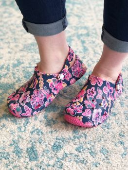 Simply Southern Clogs - Butterfly