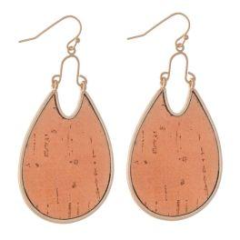 Be My Friend Earrings - Peach