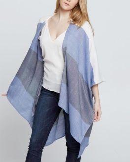 The Rachel Kimono - Blue