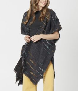 The Janice Kimono - Black
