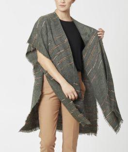 The Brenda Kimono - Grey