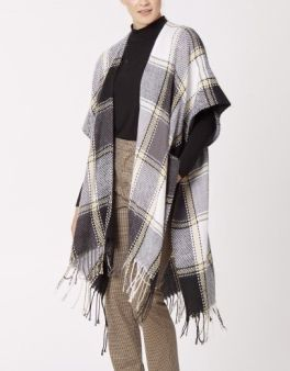 The Meagan Kimono - Black