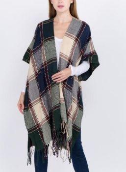 The Miranda Kimono - Green