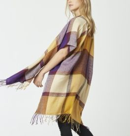 The Logan Kimono - Mustard