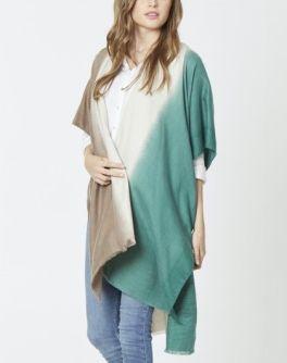 The Kristina Kimono - Green