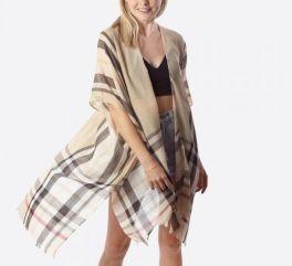 The Heather Kimono - Taupe
