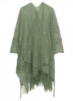 The Kaitlyn Kimono - Green