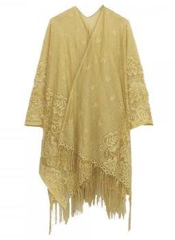 The Shannon Kimono - Yellow