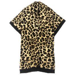 The Sally Kimono - Leopard