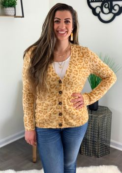 Find Your Sunshine Cardigan - Marigold