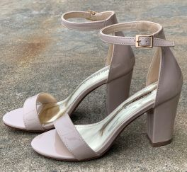 Take It Up A Notch Heels - Nude