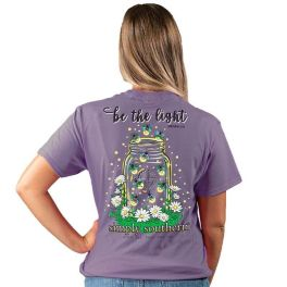 Simply Southern Be The Light T-Shirt