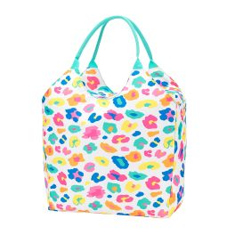 Fun Leopard Beach Bag