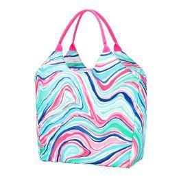 Marble-ous Beach Bag