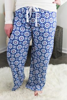 Simply Southern Lounge Pants - Ogee