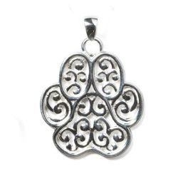 Southern Gates Lucy Paw Pendant - Large