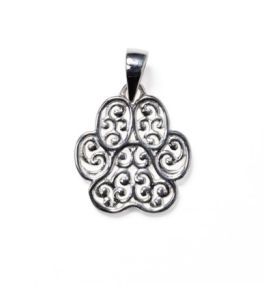 """Southern Gates """"Lucy"""" Paw Pendant"""