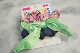Simply Southern Bunchy Ties - Palmetto