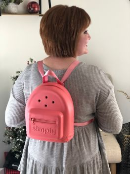 Simply Backpack - Peach