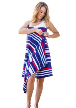 Pearl Harbor Cotton Terry Sarong
